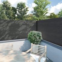 Rete ombreggiante grigio L 3 x H 1 m