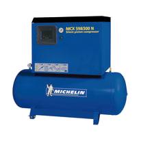 Compressore a cinghia Fiac SCS 600-300, silenziato, 5.5 hp, pressione massima 10 bar