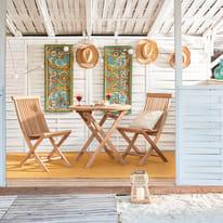 Set tavolo e sedie Amalfi