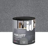 Vernice grigio Effetto paillette 500 ml