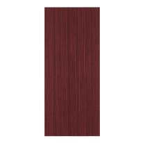 Pannello per porta blindata MDF laminato mogano L 90 x H 210 cm , spessore 6 mm