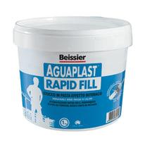 Stucco in pasta Aguaplast Rapid Fill ruvido grigio 1 kg