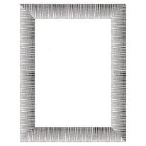 Cornice Soho argento 29,7 x 42 cm