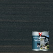 Impregnante ad acqua 10 anni V33 Alta Protezione grigio grafite 0,75 L