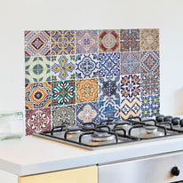 Sticker Kitchen Pannel Azulejos