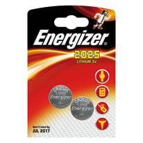 Pila a bottone Litio CR2025 Energizer