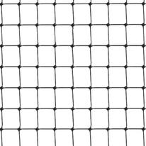 Rete Cintoflex H 1 x L 10 m nero