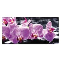 quadro su tela Orchid violet 90x190