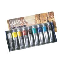 Confezione da 9 colori a olio Maimeri