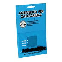Bottoncino antivento per zanzariera avvolgibile L 0,4 x H 0,4 cm
