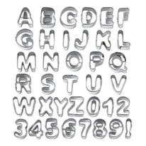 Set stampi Alfabeto You Clay!