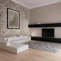 Rivestimento decorativo Elastolith Corsica rosso mattone