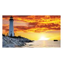 quadro su tela Lighthouse 30x60