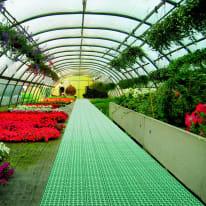 Piastrella Multiplate 56 x 56  cm x 11  mm verde