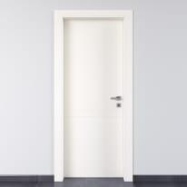 Porta da interno battente Rail bianco 60 x H 210 cm sx