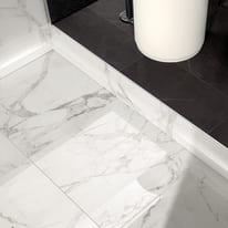 Piastrella Murano 60 x 60 cm bianco
