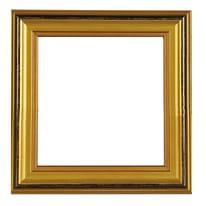 Cornice Loira oro 30 x 30 cm
