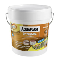 Stucco in pasta Aguaplast Dynamic Flex Fill ruvido grigio 5 kg