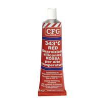 Guarnizione siliconica rossa 85 g