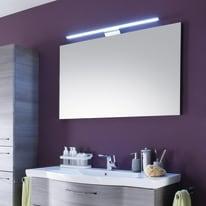 Specchio con faretto Solitaire 6005 120 x 70 cm