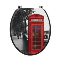 Copriwater London decoro fantasia