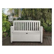 Baule panchina Patio Bench Keter in resina