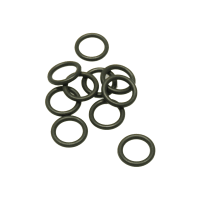 10 guarnizioni o-ring in gomma