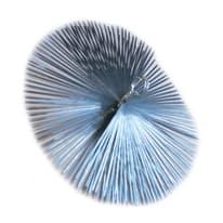 Scovolo grigio ø 200 mm
