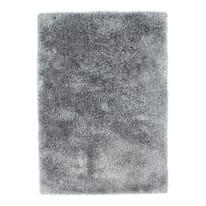 Tappeto Softy grigio 180 x 270 cm