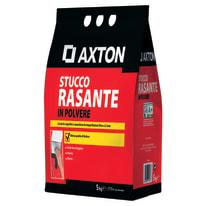 Stucco in polvere Axton Rasante liscio bianco 5 kg