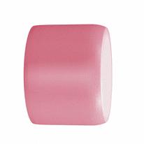 Finale per bastone per tenda rosa