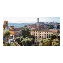 quadro su tela Perugia veduta 70x140