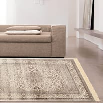 Tappeto Orient kashan multicolore 160 x 230 cm