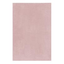 Tappeto bagno Fluffy rosa