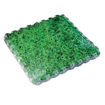Tappeto suolo Puzzle decorazione erba stampata, spessore 0,8 cm per piscina