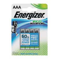 Pila alcalina ministilo AAA Energizer Eco Advanced