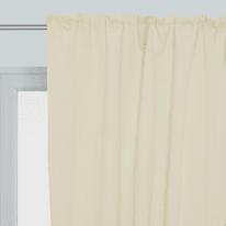 Tenda Oscurante grande altezza fettuccia avorio 140 x 350 cm