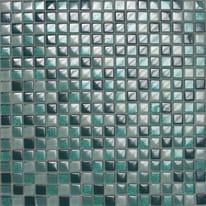 Mosaico Glitter 30 x 30 cm verde