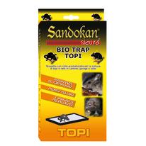 Trappola adesiva Bio Trap Topi Sandokan 2 pezzi