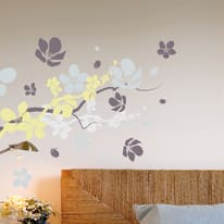 Sticker XL Branches & flowers