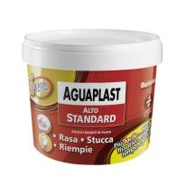 Stucco in pasta Aguaplast Alto Standard liscio bianco 500 g