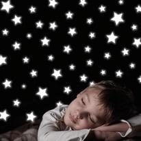 Stickers S Glow Stars