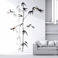 Wall Sticker Giant Bamboo