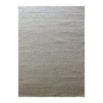 Tappeto Oslo grigio 140 x 200 cm