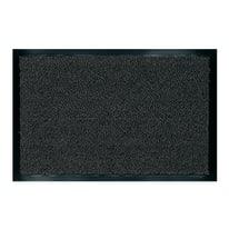 Zerbino Nevada grigio scuro 90 x 150 cm