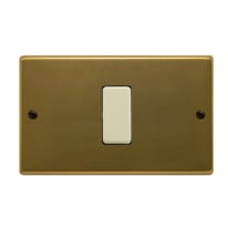 Placca 1 modulo FEB Laser bronzo