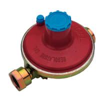 """Regolatore bassa pressione con taratura fissa F/F 1/2"""" 30 mb - 7Kg/h"""