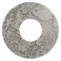 Plafoniera Hole grigio Ø 40 cm