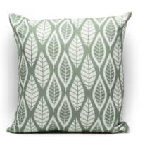 Fodera per cuscino Foglia verde 40 x 40 cm