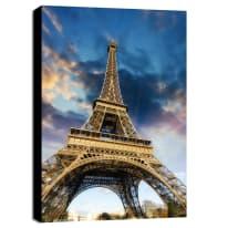 quadro su tela Tour Eiffel 90x135